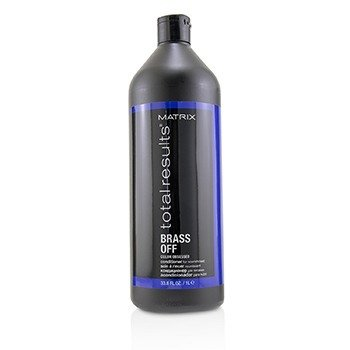 Matrix 222758 33.8 oz Total Results Brass Off Color Obsessed Conditioner