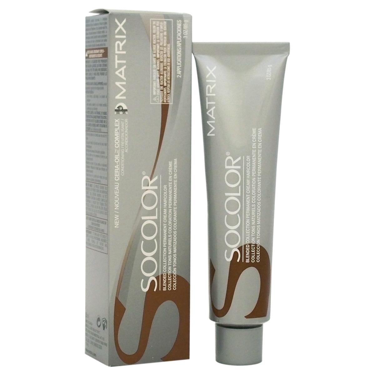 Matrix U-HC-8331 3 oz Socolor Permanent Cream Hair Color 6N Neutral by Hair Color for Unisex - Light Brown