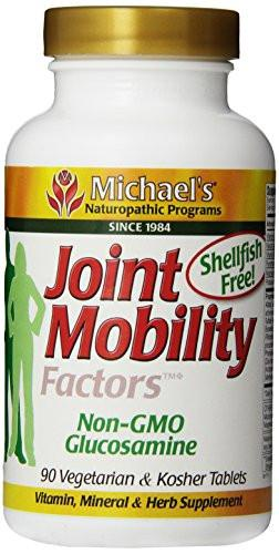 Michaels Naturopathic 364224 Joint Mobility Factors 90 Tablets