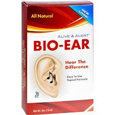 Natures Answer HG0456293 0.5 fl oz Alive & Alert Bio-ear