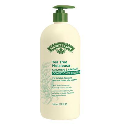Natures Gate AY43598 Natures Gate Tea Tree Calming Conditioner -1x32 Oz
