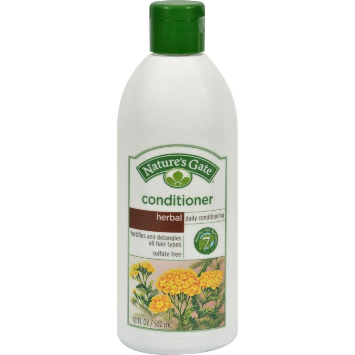 Natures Gate HG0965517 18 oz Daily Conditioning Herbal Conditioner