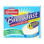 Nestle Healthcare Nutrition CR2L55982 10.6 oz Carnation Instant Breakfast Carb Conscious Vanilla Flavor