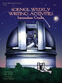 NetPub Education 31752 Weekly Writing Activities Middle Grades Science Book