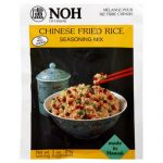 Noh Foods Mix Seasoning Chinese Fried Rice-1 Oz -Pack Of 12