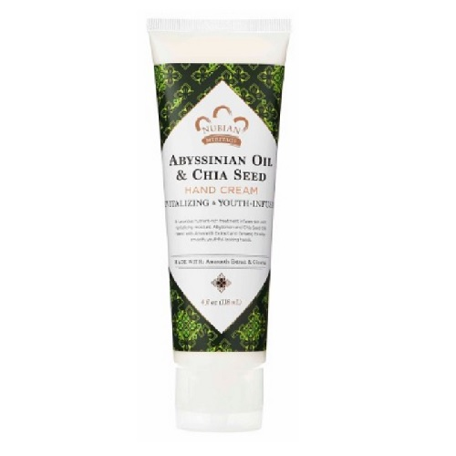 Nubian Heritage BWA89172 4 oz Abyssinian Hand Cream