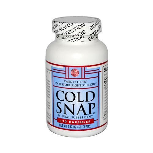 Ohco HG0829622 Cold Snap Capsule - 120 Capsules
