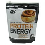 Optimum Nutrition 2730509 Protein Energy Supplement Cinnamon Bun 52 Serving