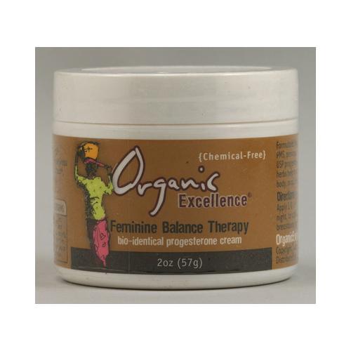 Organic Excellence HG0706598 2 oz Feminine Balance Therapy