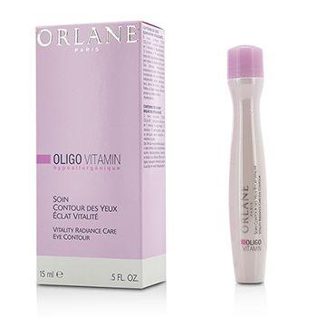 Orlane 202946 0.5 oz Oligo Vitamin Vitality Radiance Care Eye Contour