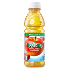Quaker Foods QKR75717 Tropicana Apple Juice 24 Per Count