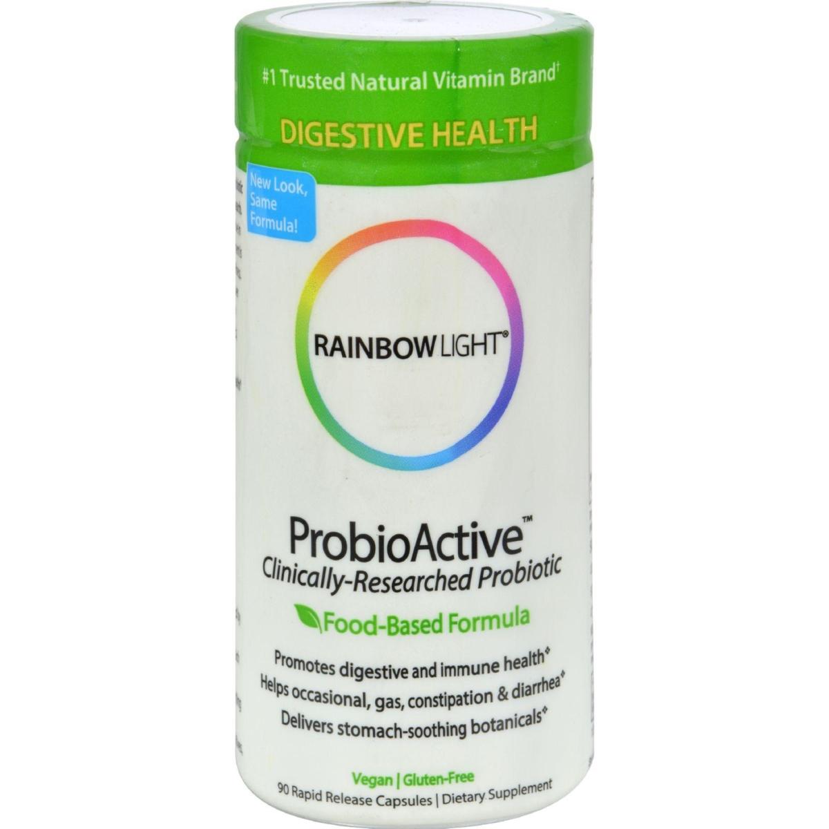 Rainbow Light HG0392928 Probioactive 1b 90 Vegetarian Capsules