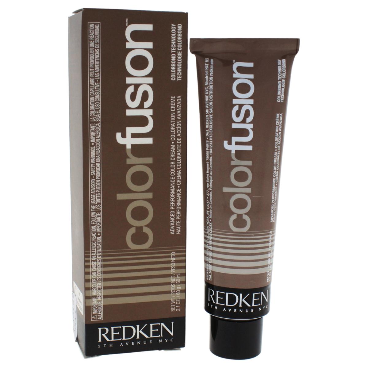 Redken U-HC-11728 2.1 oz Color Fashion Cram Natural Fashion No. 7 Hair Color for Unisex Ash Green
