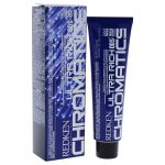 Redken U-HC-11830 2 oz Chromatics Ultra Rich Hair Color for Unisex - 8AB Ash & Blue