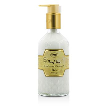 Sabon 192222 Body Lotion - Musk with Pump