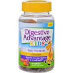 Schiff Vitamins 1611466 Digestive Advantage Probiotics - Kids Gummies - 60 Count