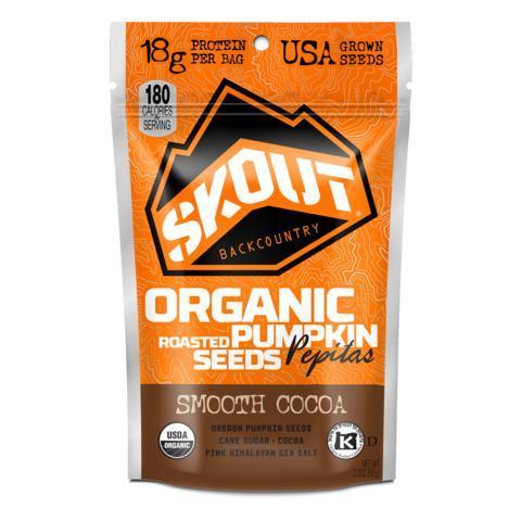 Skout 315933 Cocoa Pumpkin Seeds 2.2 oz - Pack of 6
