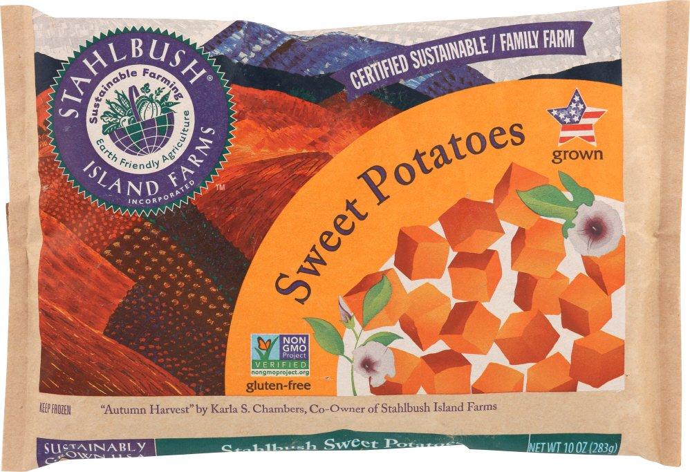 Stahlbush Island Farms KHFM00866954 Sweet Potatoes - 10 oz
