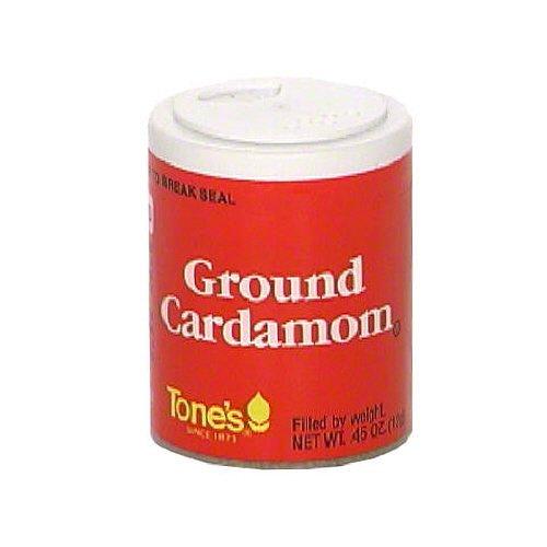 TONES CARDAMON GROUND-0.45 OZ -Pack of 6