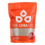 The Chia Company 1159862 Chia Seed White Pouch 17.6 oz