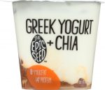 The Epic Seed KHFM00263640 Peach Greek Yogurt Plus Chia Seed - 6.6 oz