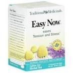 Traditional Medicinals 29020-3pack Traditional Medicinals Easy Now Herb Tea - 3x16 bag