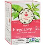 Traditional Medicinals HG0669937 Organic Pregnancy Tea Caffeine Free - 16 Bags