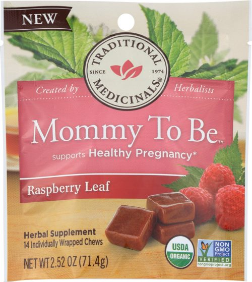 Traditional Medicinals KHFM00315032 Herb Chew Mommy To Be Org - 2.520 oz