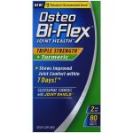 US Nutrition 1891723 Osteo Bi-Flex Triple Strength Joint Health Plus Turmeric Tablets - 80 Count