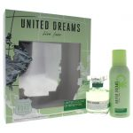 United Colors of Benetton W-GS-4407 Womens United Dreams Live Free Gift Set 2 Piece