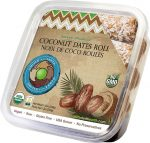 United with Earth KHFM00254441 Organic Date Coconut Roll - 12 oz