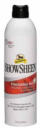W F Young Inc - Absorbine Showsheen Finishing Mist Spray 15 Ounce - 440950