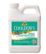 WF Young 690410 32 oz Absorbine Cooldown Herbal After Workout Rinse