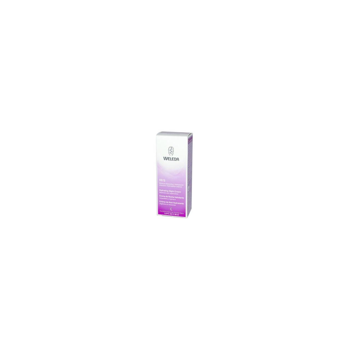 Weleda HG0644062 1 fl oz Night Cream Iris