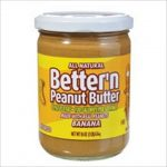 Wonder Banana Pbutter Spread 16 Oz -Pack of 6
