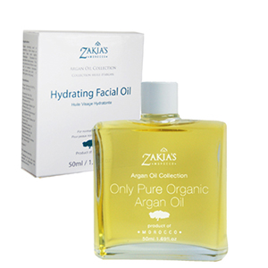 Zakias Morocco Arg-101 100 Percentage Pure Organic Argan Balancing Facial Oil - 50 ml