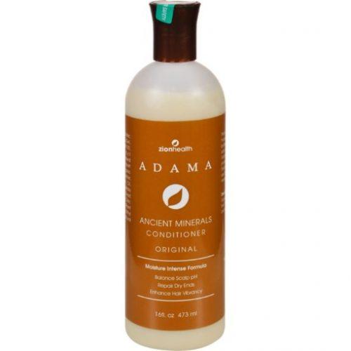 Zion Health HG0347856 16 fl oz Adama Clay Minerals Conditioner