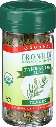 0.42 Ounce Organic Tarragon Leaf Cut And Sifted