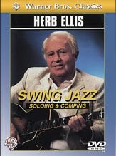 00-907756 Swing Jazz Soloing & Comping - Music Book