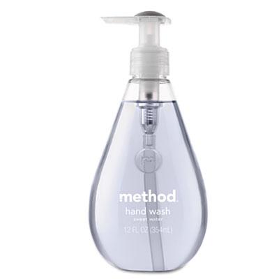 00034 Hand Wash, Sweet Water Liquid, 12 oz Bottle