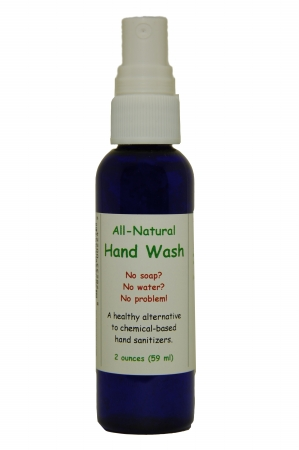 0052 All-Natural Hand Wash - 2 oz- Pack of 6
