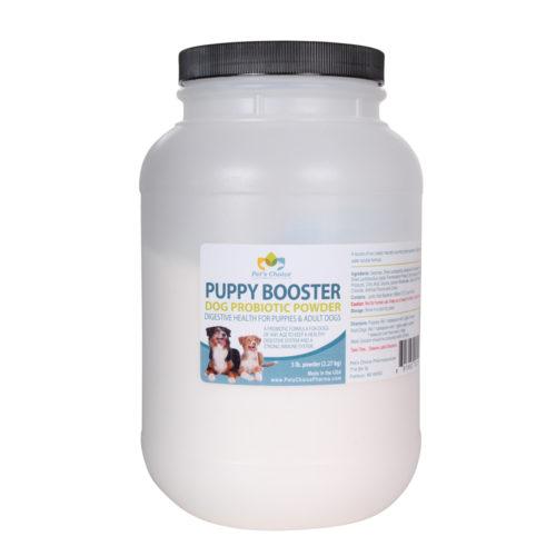 009TL02-5LB 5 lbs Puppy Booster Dog Probiotic Powder
