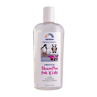 0177345 Organic Herbal Shampoo For Kids Original Scent - 12 fl oz