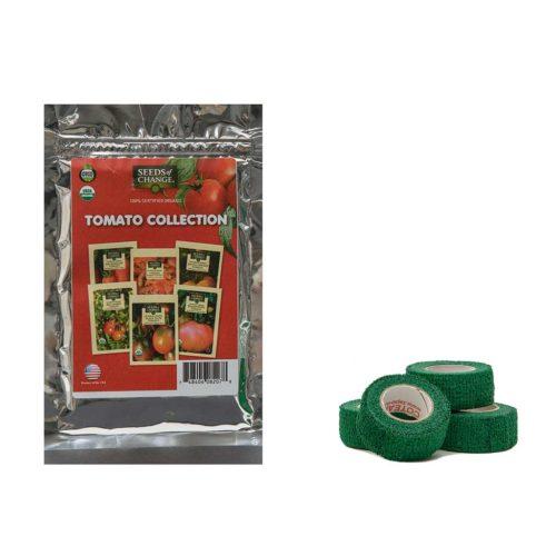 02092D Tomatoes Detoxifying Charcoal Paper Mask Bundle