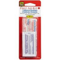0374553 First Aid Bandaid & Ointment - Case of 6