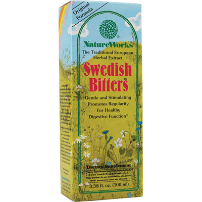 0397042 Swedish Bitters - 3.38 fl oz