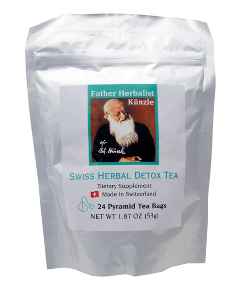 040013 Swiss Herbal Detox Tea