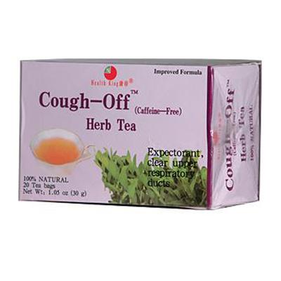 0417733 Cough-Off Herb Tea - 20 Tea Bags