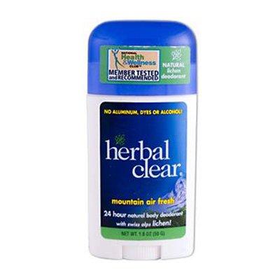 0485292 Mountain Air Fresh 24 Hour Natural Body Deodorant - 1.8 oz