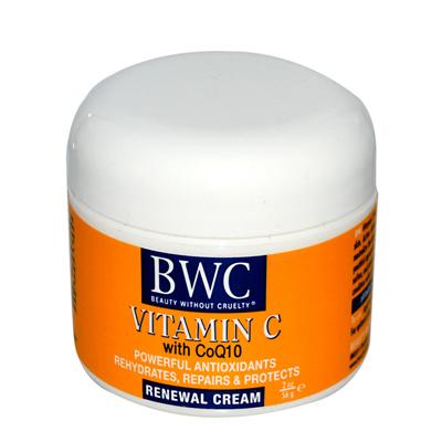 0590992 Renewal Cream Vitamin C with CoQ10 - 2 oz